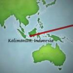 to Kalimantan
